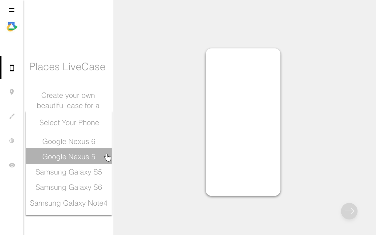 PL-1.0.1 Select Phone | Phones Dropdown
